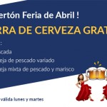 Ofertón Feria de Abril